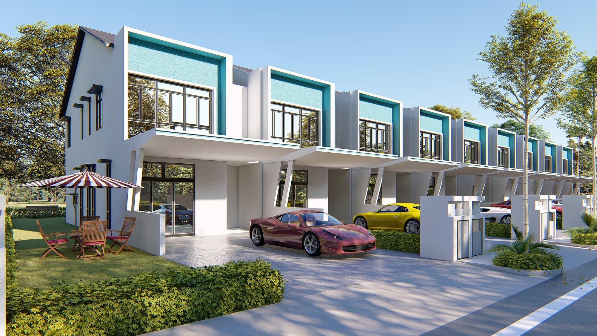 New Property Gombak