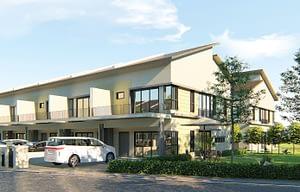 Rumah murah Klang